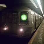 G Train Arriving