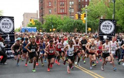 Brooklyn Half Marathon Attracts Record Numbers