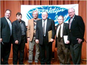 State Senator Marty Golden with Senior Idol 2012 Winners