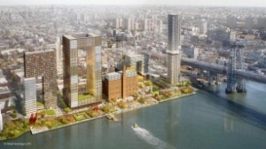 The future on the Williamsburg waterfront?