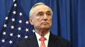 Police Commissioner Bill Bratton