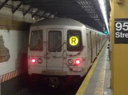 R Train Back to Rolling Along