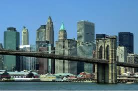 Cargo ship scraped the bottom of the Brooklyn Bridge. No one was hurt.