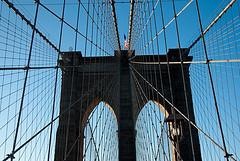 Brooklyn Bridge photo by  David Blaikie