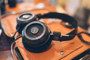 Grado Labs Wooden Headphone