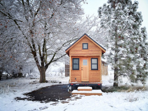 Another example of a small house. Photo by Tammy Strobel