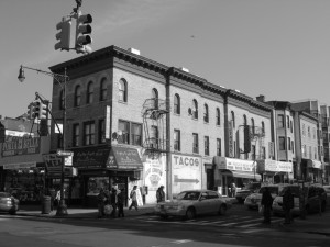Fifth Avenue in Sunset Park