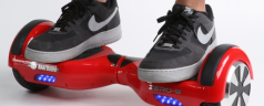 Hoverboards May Not Hover, But they Do Spontaneously Combust