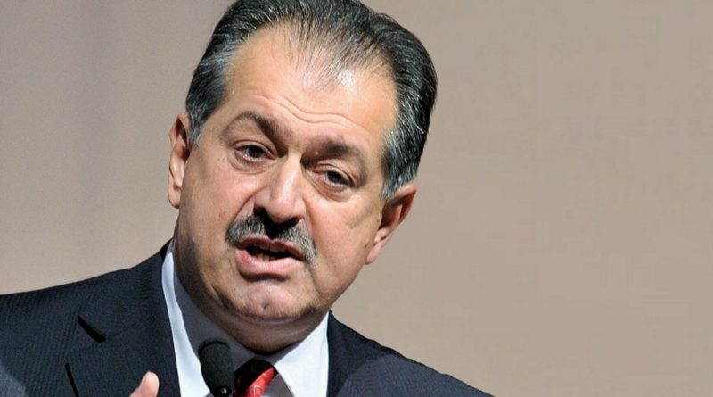 Dow Chemical CEO, Andrew Liveris
