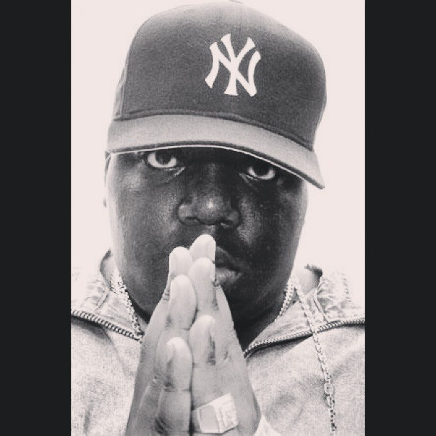 Christopher George Latore Wallace. Photo by Takeshi