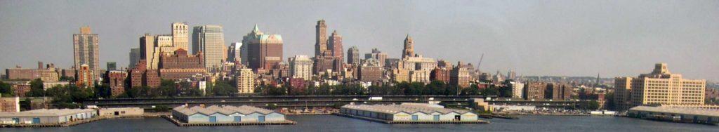 Downtown Brooklyn Skyline.