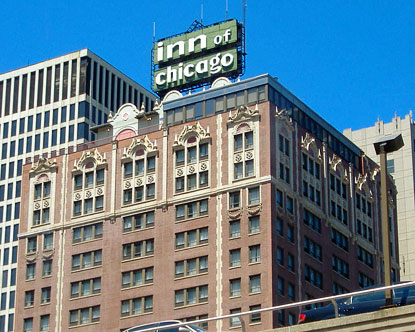 New York-based Stabilis Capital to purchase the Inn of Chicago.