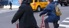 Brooklyn Launches Pilot Program to Improve Bicyclists' Safety at Intersections