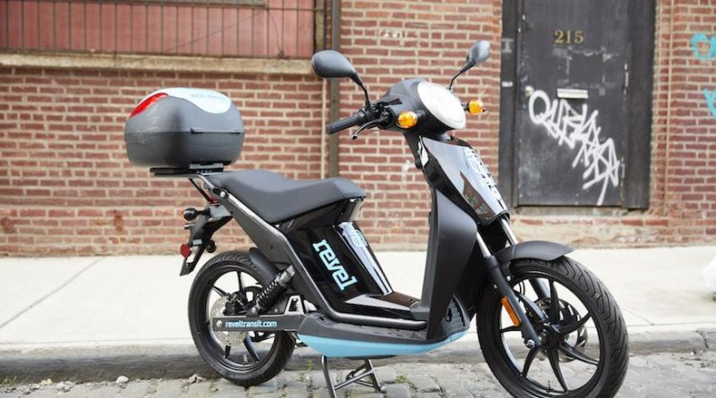 Ride-Share Scooters Arrive in Brooklyn