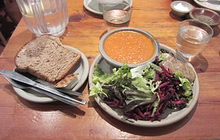 Downtown Brooklyn Cafeteria Offers Blessed Veggie Fare