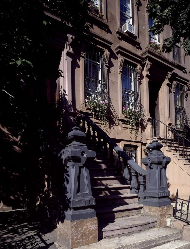 New York City Townhouse, typical of those being renovated by Gregory Williamson