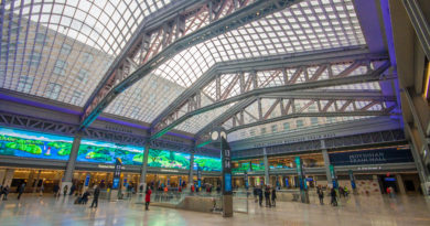 Moynihan Train Hall: a Tribute to Penn Station