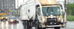 City Strengthening Enforcement of Negligent Private Sanitation Truck Industry