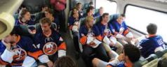 New York Islanders Eyed the Ice for First Glimpse of their New Digs